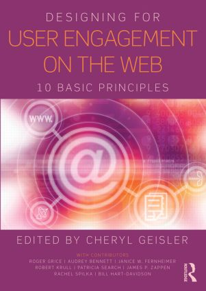 Designing for User Engagement on the Web: 10 Basic Principles book cover