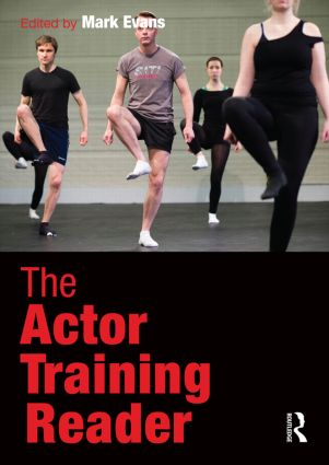 The Actor Training Reader (Paperback) book cover