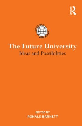 The Future University: Ideas and Possibilities (Paperback) book cover