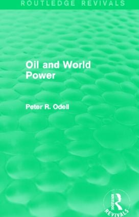 Oil and World Power (Routledge Revivals) (Hardback) book cover