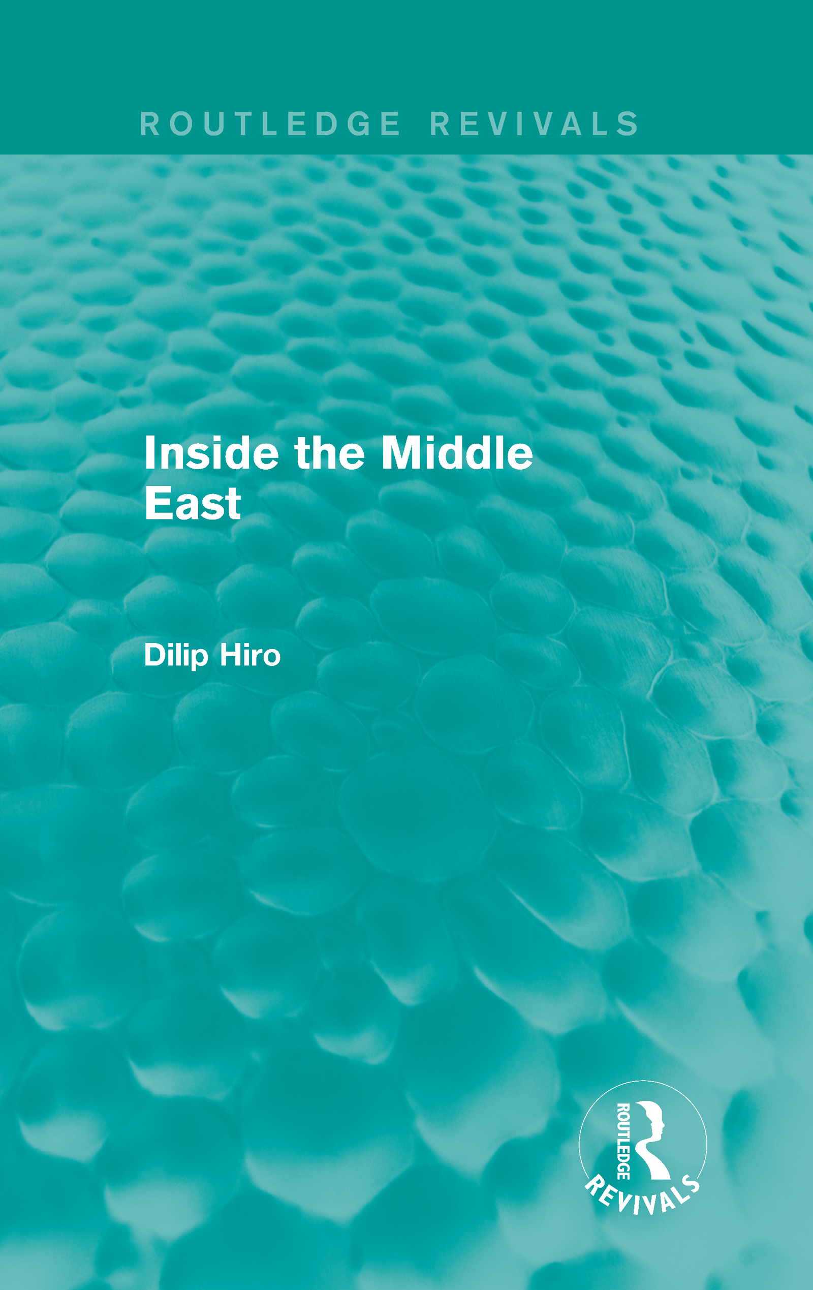 Inside the Middle East (Routledge Revivals) (Hardback) book cover