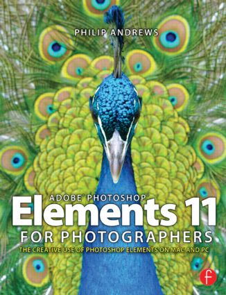 Adobe Photoshop Elements 11 for Photographers: The Creative Use of Photoshop Elements book cover