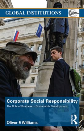 Corporate Social Responsibility: The Role of Business in Sustainable Development (Paperback) book cover