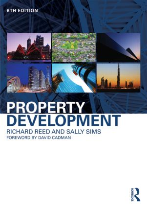 Property Development: 6th Edition (Paperback) book cover