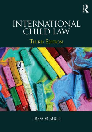 International Child Law: 3rd Edition (Paperback) book cover