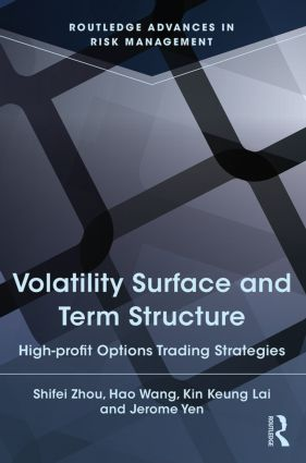 Volatility Surface and Term Structure: High-profit Options Trading Strategies (Hardback) book cover