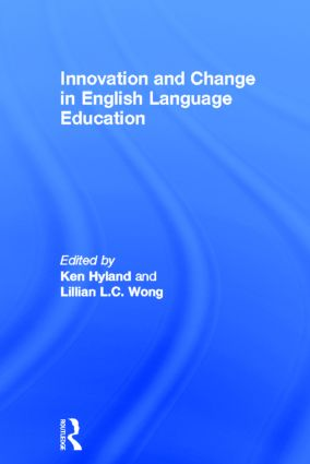 Innovation and change in English language education