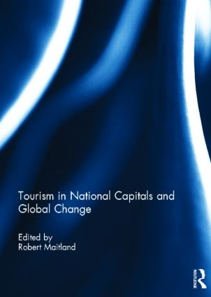 Tourism in National Capitals and Global Change book cover