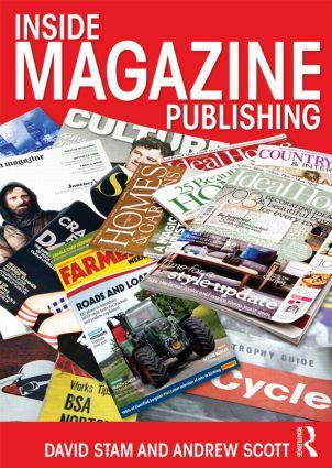 Inside Magazine Publishing (Paperback) book cover