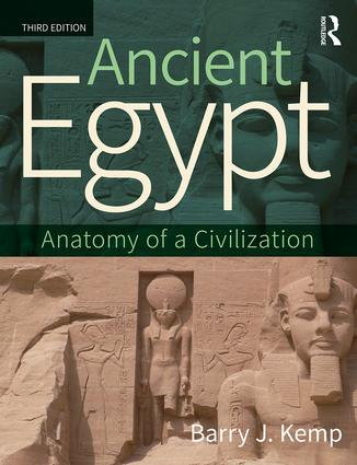 Ancient Egypt: Anatomy of a Civilization book cover