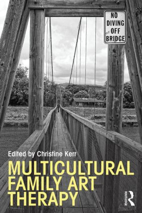 Multicultural Family Art Therapy book cover