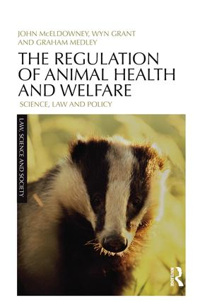 The Regulation of Animal Health and Welfare: Science, Law and Policy book cover