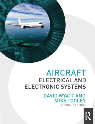 Aircraft Electrical and Electronic Systems, 2nd ed: 2nd Edition (Paperback) book cover