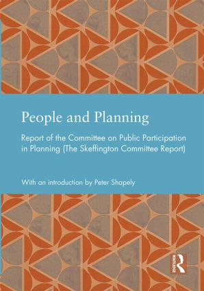 People and Planning