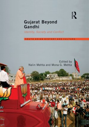 Gujarat Beyond Gandhi: Identity, Society and Conflict (Paperback) book cover