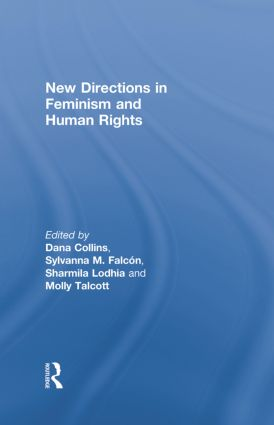 New Directions in Feminism and Human Rights (Paperback) book cover