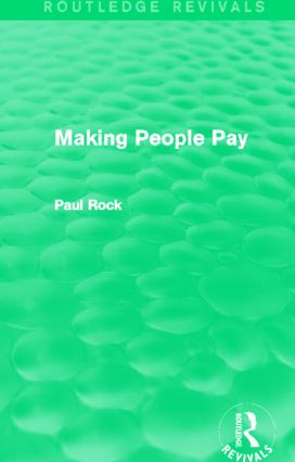Making People Pay (Routledge Revivals) (Hardback) book cover