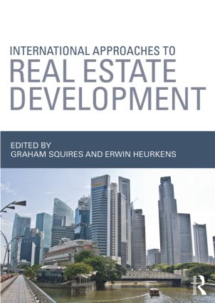 International Approaches to Real Estate Development: 1st Edition (Paperback) book cover