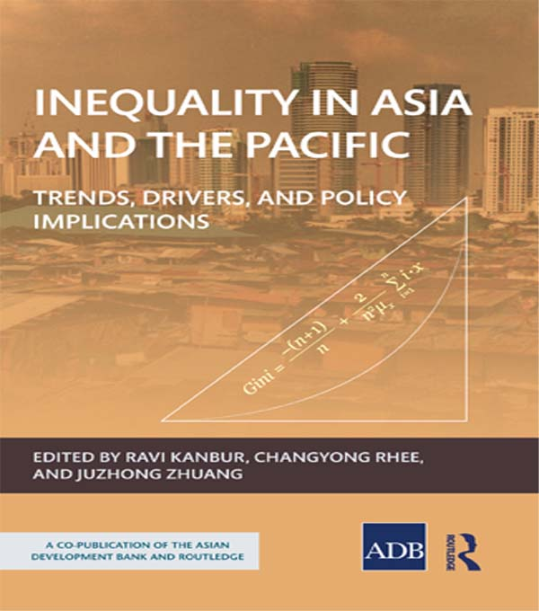Inequality in Asia and the Pacific: Trends, drivers, and policy implications book cover