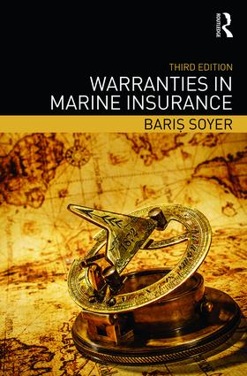 Warranties in Marine Insurance book cover