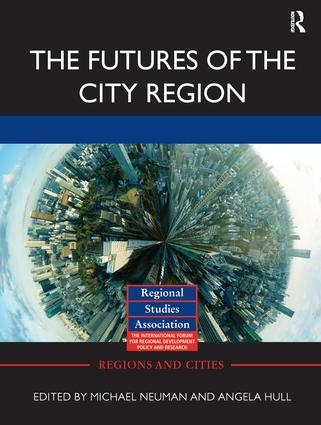 The Futures of the City Region (Paperback) book cover
