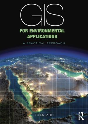 GIS for Environmental Applications: A practical approach, 1st Edition (Paperback) book cover