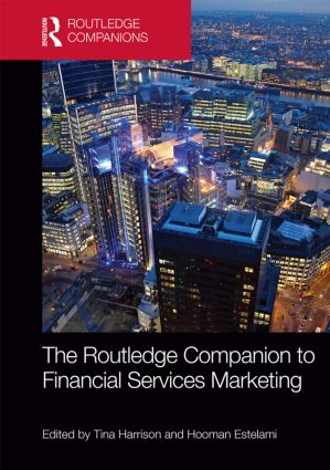 The Routledge Companion to Financial Services Marketing book cover