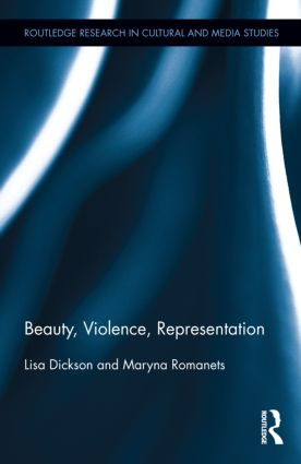 Beauty, Violence, Representation book cover