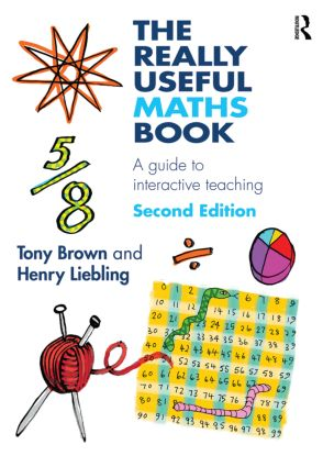 The Really Useful Maths Book: A guide to interactive teaching book cover