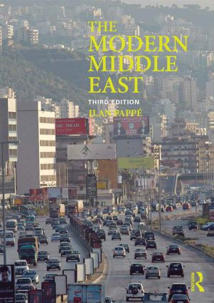 The Modern Middle East: A Social and Cultural History, 3rd Edition (Paperback) book cover