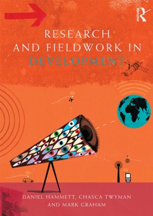 Research and Fieldwork in Development: 1st Edition (Paperback) book cover
