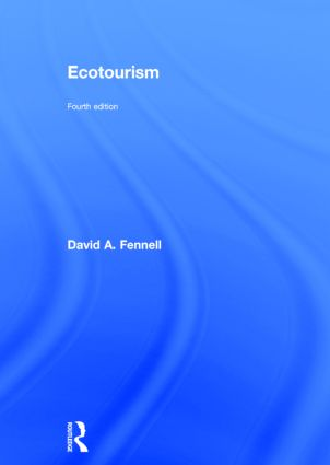Ecotourism: 4th Edition (Hardback) book cover