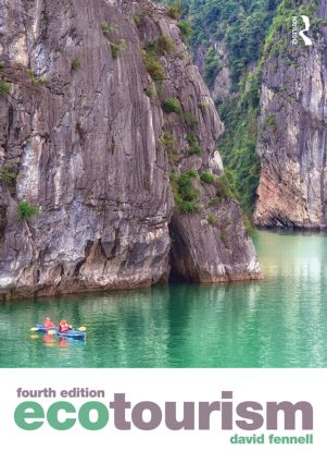 Ecotourism: 4th Edition (Paperback) book cover