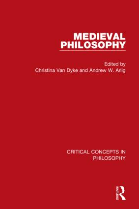 Van Dyke: Medieval Philosophy, 4-vol. set book cover
