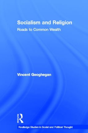 Socialism and Religion: Roads to Common Wealth (Paperback) book cover