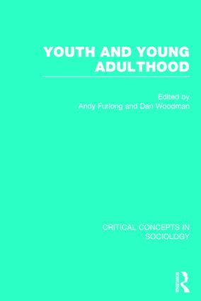 Youth and Young Adulthood: 1st Edition (Hardback) book cover