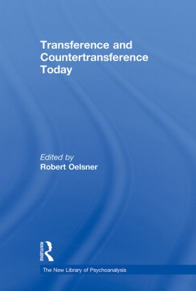 Transference and Countertransference Today book cover