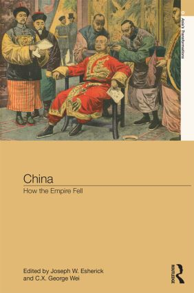 China: How the Empire Fell (Hardback) book cover