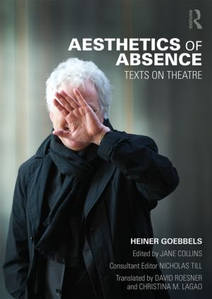 Aesthetics of Absence (Paperback) book cover