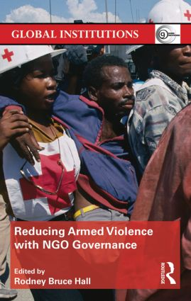 Reducing Armed Violence with NGO Governance (Paperback) book cover