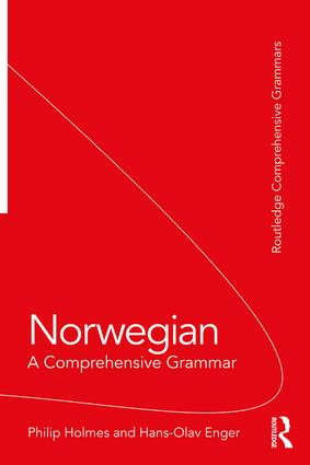 Norwegian: A Comprehensive Grammar book cover