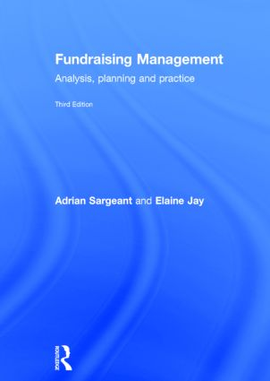 Fundraising Management: Analysis, Planning and Practice, 3rd Edition (Hardback) book cover