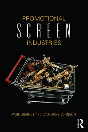 Promotional Screen Industries (Paperback) book cover