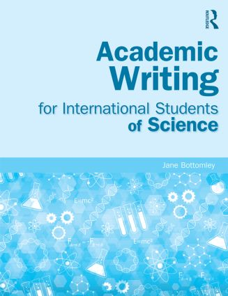 Academic Writing for International Students of Science (Paperback) book cover