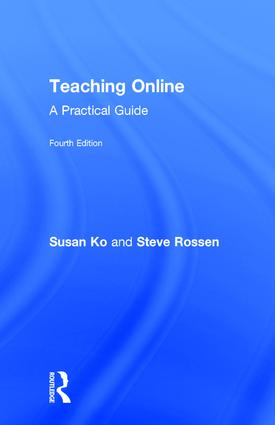 Teaching Online: A Practical Guide book cover