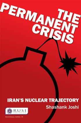 The Permanent Crisis: Iran's Nuclear Trajectory book cover