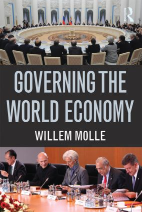 Governing the World Economy (Paperback) book cover