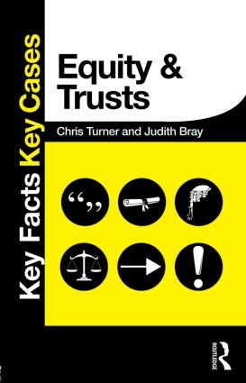 Equity and Trusts (Paperback) book cover