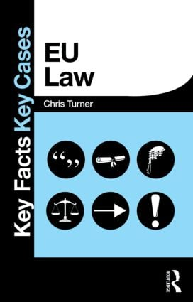 EU Law (Paperback) book cover