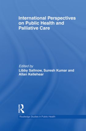 International Perspectives on Public Health and Palliative Care (Paperback) book cover